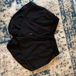 Black lulu lemon shorts!